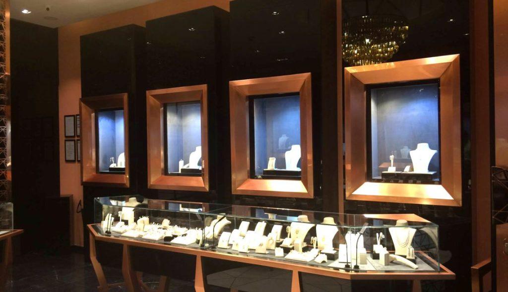 Al-Othman Jewelry Interior 1