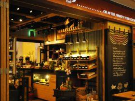 Before Chocolate Café Interior 2