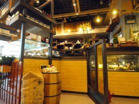Before Chocolate Café Interior 3