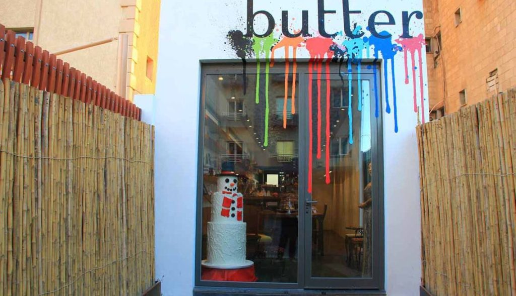 Butter Cup Al Shaab Interior