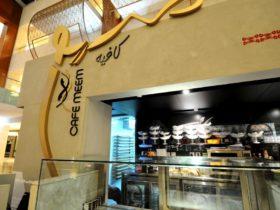 Café Meem 360 Mall Interior