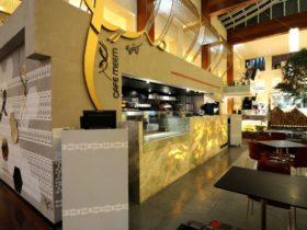 Café Meem 360 Mall Interior 4