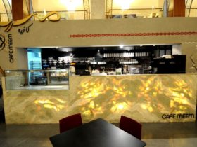 Café Meem 360 Mall Interior 6