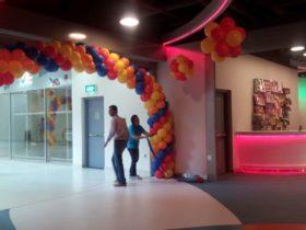 Cozmo Sama Mall Interior 10