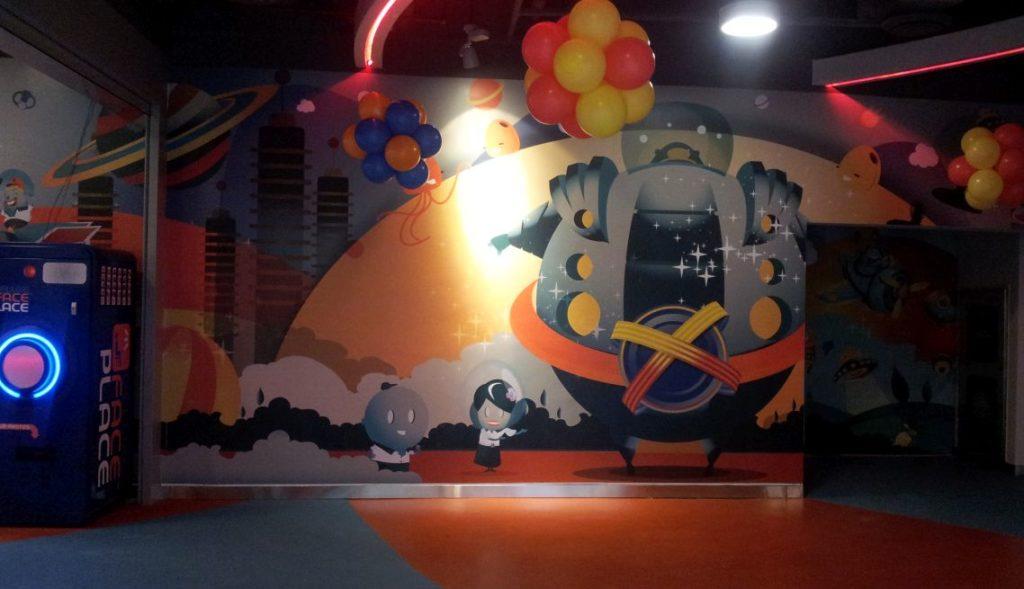 Cozmo Sama Mall Interior 11
