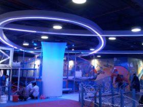 Cozmo Sama Mall Interior 12