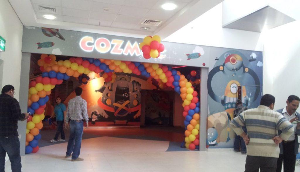 Cozmo Sama Mall Interior 3