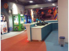 Cozmo Sama Mall Interior 7