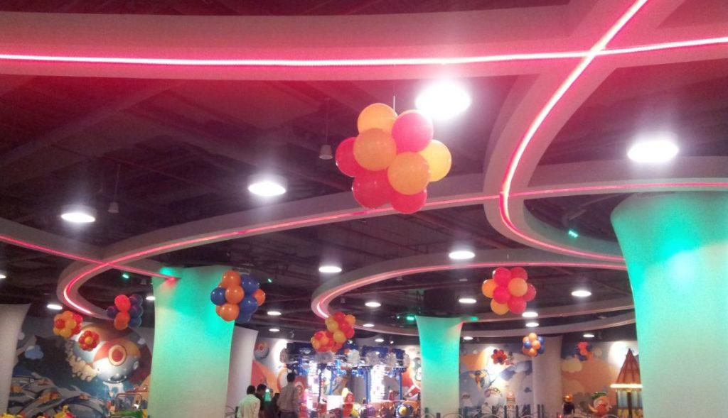 Cozmo Sama Mall Interior 8