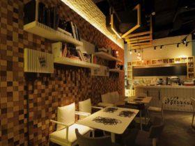 Hazelnut Cafe Carpentry