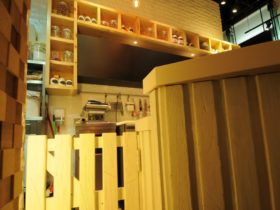 Hazelnut Cafe Carpentry 3