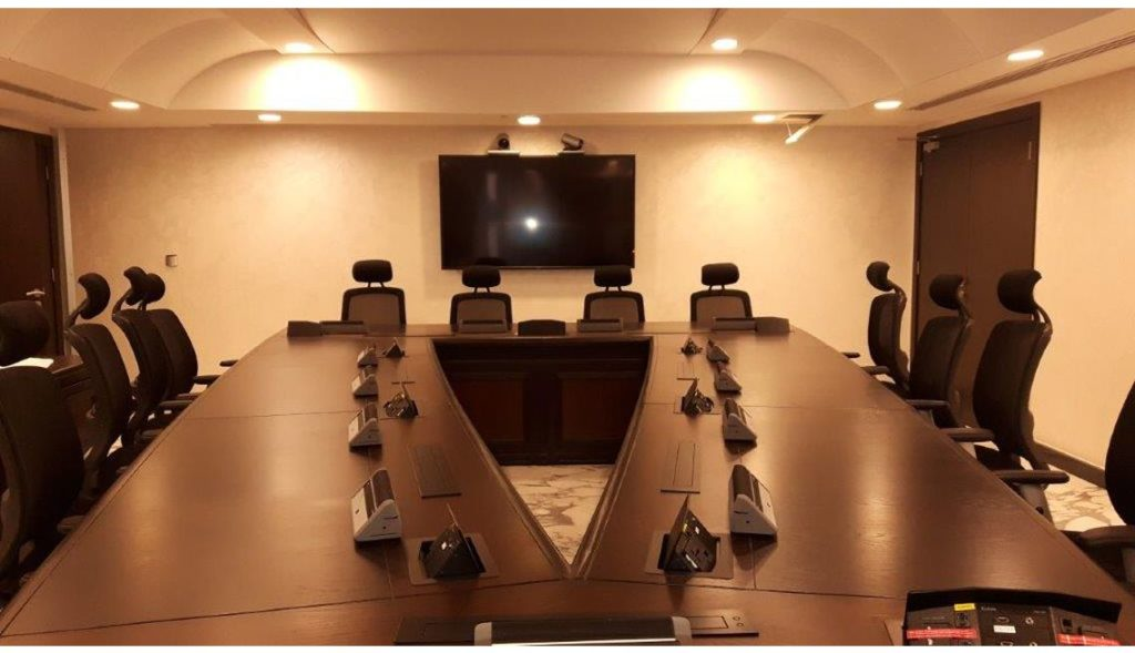 Kuwait University Meeting Room Jabriya Medical College 3