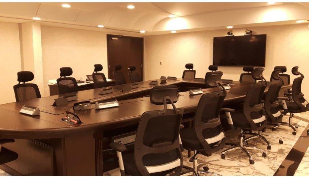 Kuwait University Meeting Room Jabriya Medical College 4