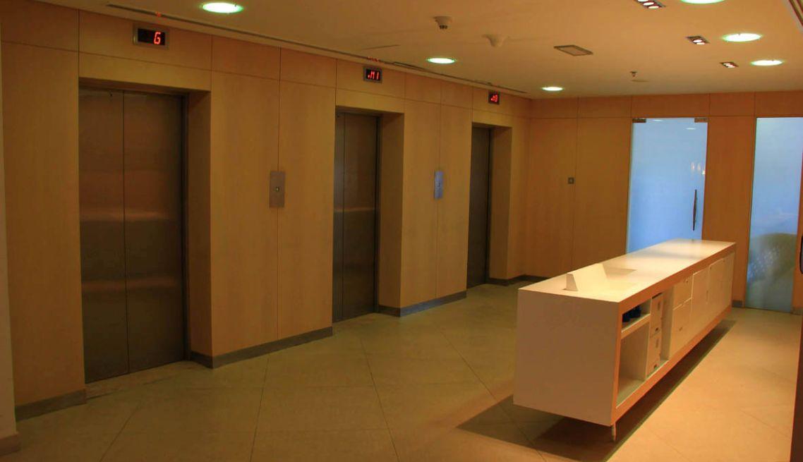 Lines Head Office Zawya Center Interior 1