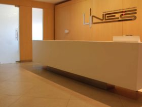 Lines Head Office Zawya Center Interior