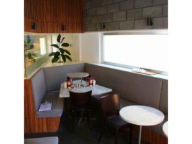 Little Pizzeria Al Shaab Interior 9