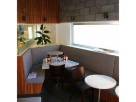 Little Pizziera Restaurant Carpentry 1