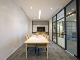 MMC Head Office Letter Tower Interior 10