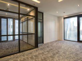 MMC Head Office Letter Tower Interior 4