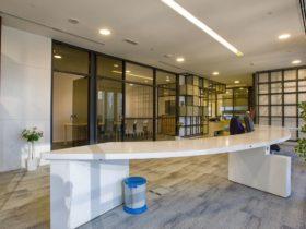 MMC Head Office Letter Tower Interior 5