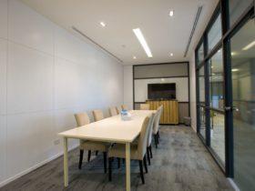MMC Head Office Letter Tower Interior 6