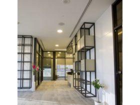 MMC Head Office Letter Tower Interior 8