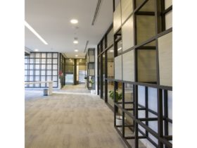 MMC Head Office Letter Tower Interior 9