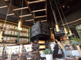 Meem Café Sea View Mall Interior 1
