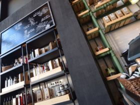 Meem Café Sea View Mall Interior 4