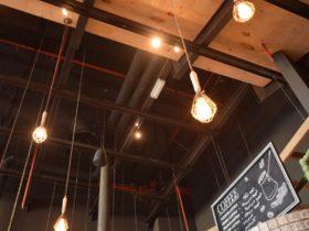 Meem Café Sea View Mall Interior 6