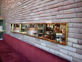Meem Café Sea View Mall Interior 7