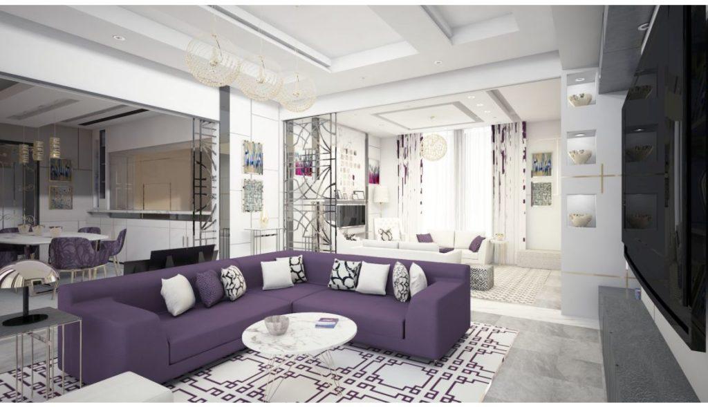 Meshari Al Jiran Villa Interior 15