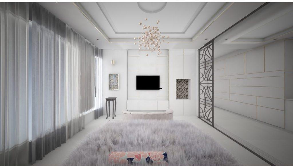 Meshari Al Jiran Villa Interior 4