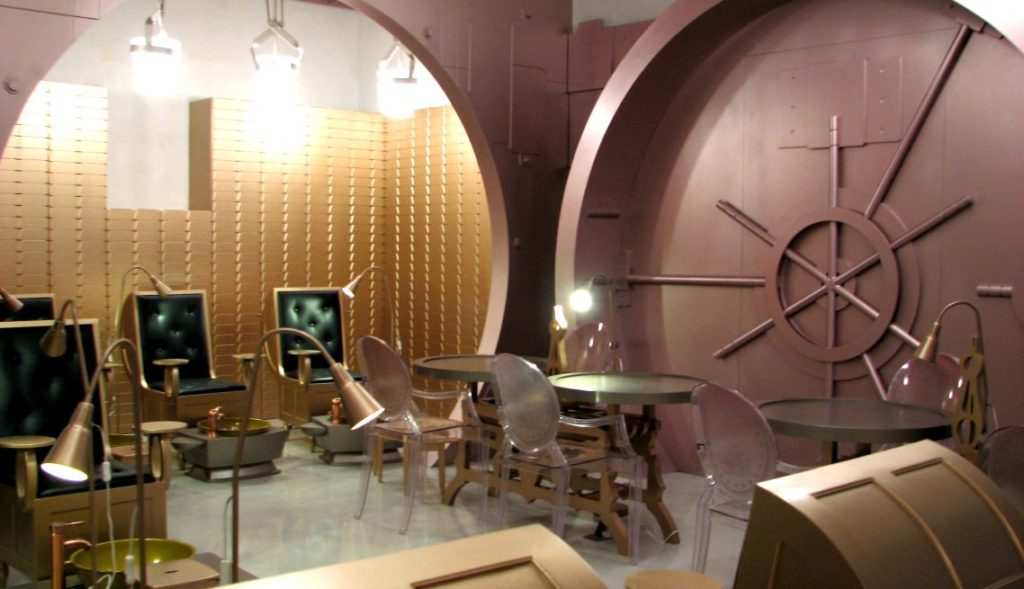 Nail Spa Avenues Mall Interior 1