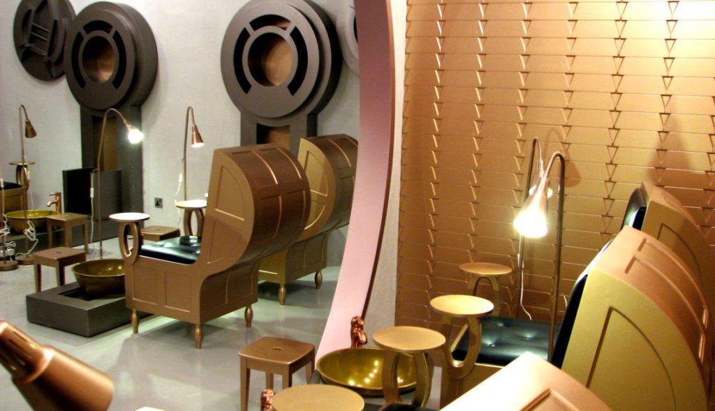 Nail Spa Avenues Mall Interior 2