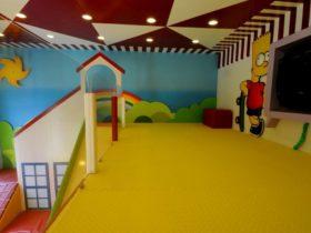 Playing Room Debaiya Chalet Carpentry 3