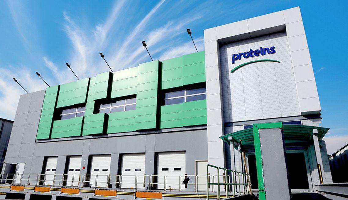 Protien Warehouse