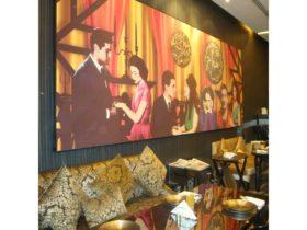 Sawah Avenues Mall Interior 10