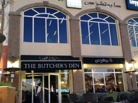 The Butcher's Den