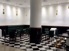 The Mayfair Grill Interior 1