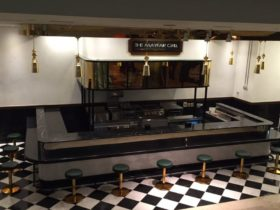 The Mayfair Grill Interior 2