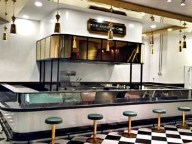 The Mayfair Grill Interior