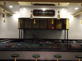 The Mayfair Grill Interior 3