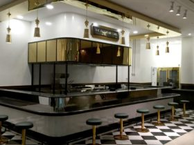 The Mayfair Grill Interior 4