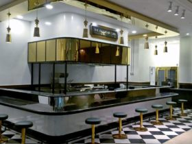 The Mayfair Grill Interior 5