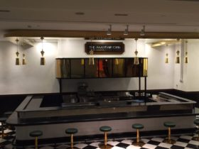 The Mayfair Grill Interior 6