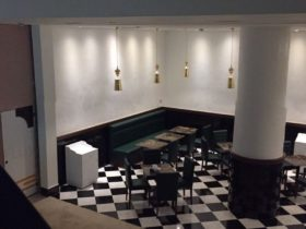 The Mayfair Grill Interior 7