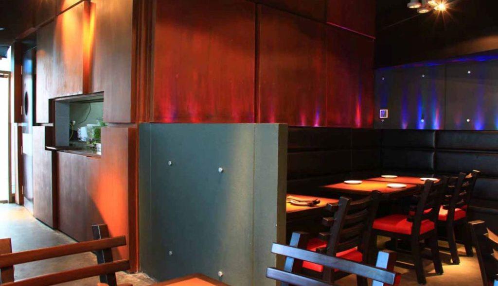 Zee Burger The Palms Hotel Interior 3