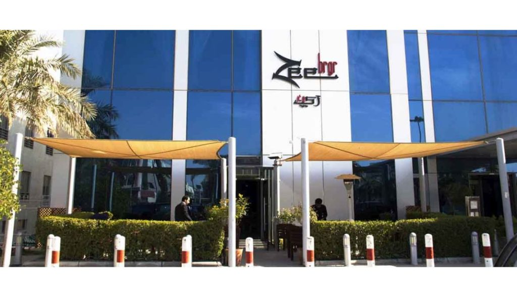 Zee Burger The Palms Hotel Interior 7