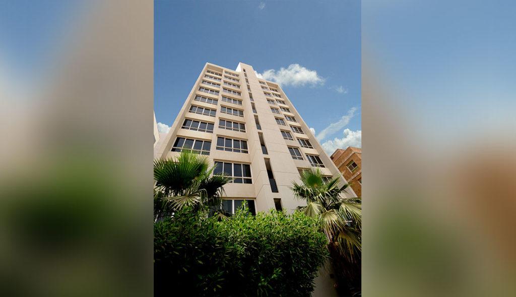 12 Floor Luxurious Residential Building2